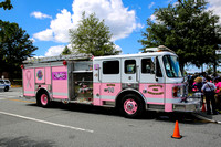 Pink Lady Fire Truck Pull 2015