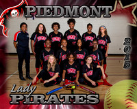 Piedmont Softball 2015