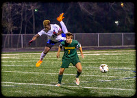 Garinger Soccer vs Independence Playoff Game 1 2015