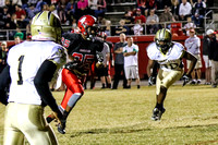 North Gaston at South Point Football 2016
