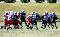 Red Raiders vs Union Road Pee Wee Football 2017